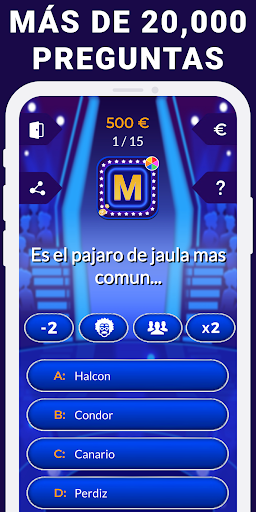 Spanish Trivia 1.2.3.8 screenshots 1