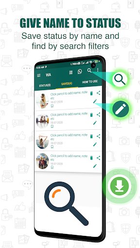 Status Download for WhatsApp android2mod screenshots 9