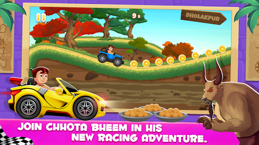 Chhota Bheem Speed Racing - Official Game modavailable screenshots 1
