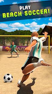 Shoot Goal - Beach Soccer Game 1.3.8 Screenshots 8