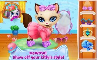 Kitty Love - My Fluffy Pet