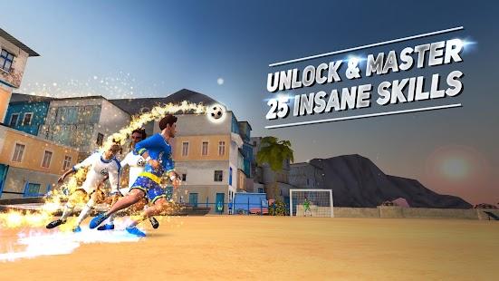 SkillTwins: Soccer Game - Soccer Skills Screenshot
