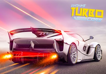 Ultimate Turbo Car Racing APK | Ultimte Turbo Car Racing MOD (Money) 5
