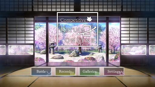 Competitive Karuta ONLINE  screenshots 1