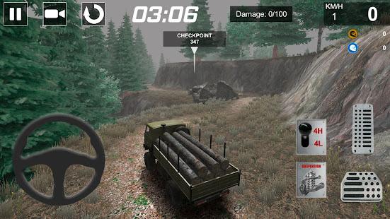 Top Offroad 4x4 Simulator 1 Screenshots 7
