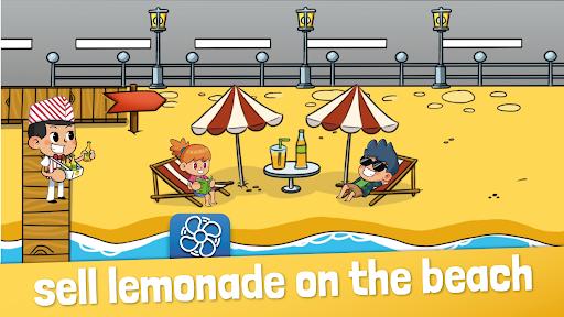 Idle Lemonade Tycoon - Manage your Idle Empire  screenshots 3