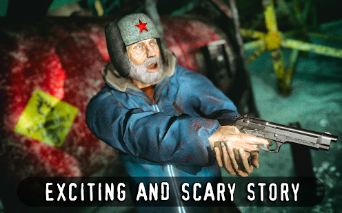 Antarctica 88: Scary Action Adventure Horror Game 1.4.1 Screenshots 7