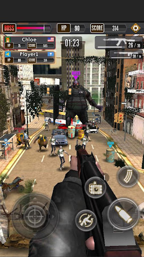 Zombie Shooting King 1.2.2 de.gamequotes.net 5