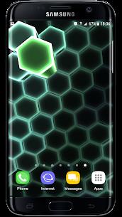 Hex Particles II 3D Live Wallpaper APK 5