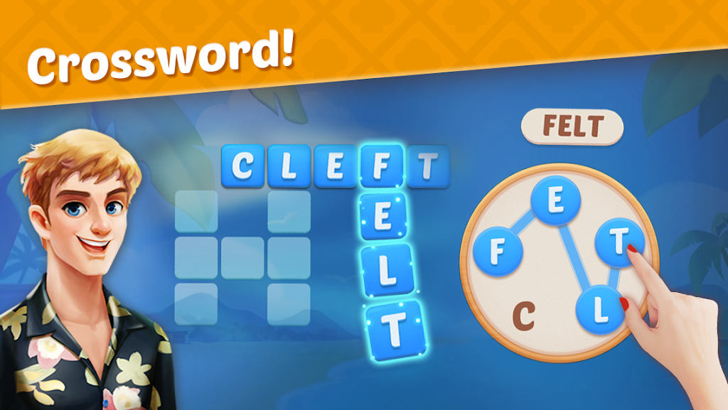 Alice's Restaurant - Fun & Relaxing Word Game poster 21