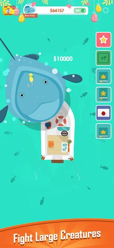 Hooked Inc: Fisher Tycoon  screenshots 3