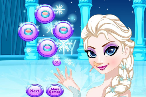 Ice Queen Beauty Salon 1.0.1 screenshots 3