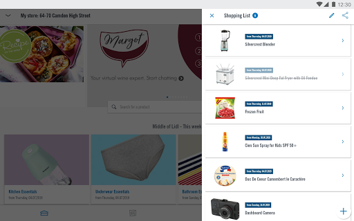 Lidl - Offers & Leaflets apktram screenshots 11