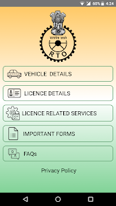 Vahan RTO - Vehicle Information 1.1