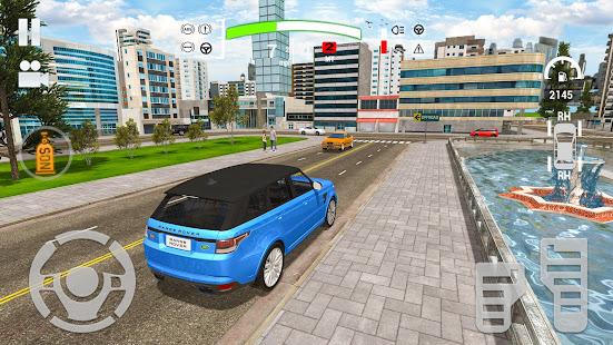 Crazy Car Driving & City Stunts: Rover Sport 1.18 Screenshots 13