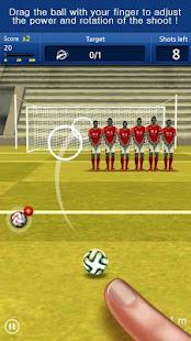 Finger soccer : Football kick 1.0 Screenshots 2