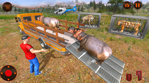 Wild Animals Transport Simulator:Animal Rescue Sim 1.0.24 Screenshots 7