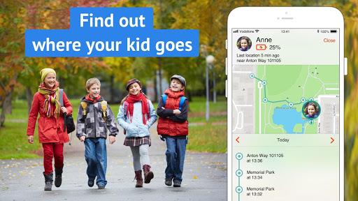 My Kids on Map: Family Tracker  Screenshots 2