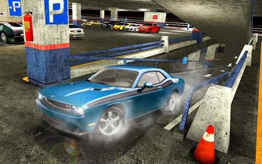Luxury Car Parking Mania: Car Games 2020 apkslow screenshots 6