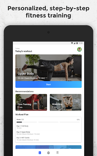 FizzUp - Online Fitness & Nutrition Coaching modavailable screenshots 5