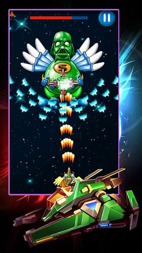Chicken Shooter: Galaxy Attack New Game 2021 2.10 Screenshots 8