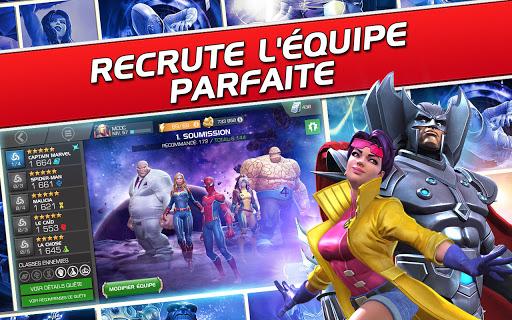 Code Triche Marvel Tournoi des Champions (Astuce) APK MOD screenshots 1