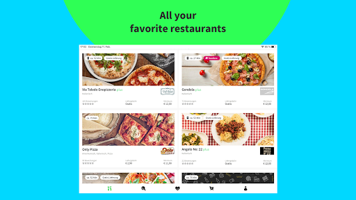 mjam.at - Order Food Online 8.9.0 Screenshots 8