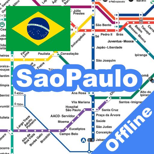 Baixar SAO PAULO METRO MAP OFFLINE para Android