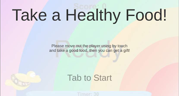 Take a Healthy Food! 1.03 screenshots 1