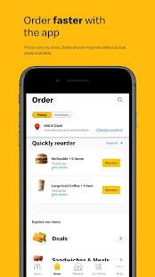 McDonald's 6.18.2 Screenshots 2