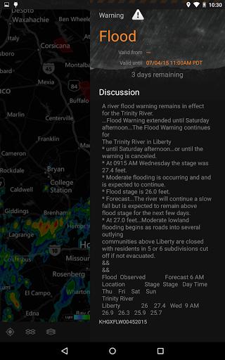 MyRadar Weather Radar android2mod screenshots 9