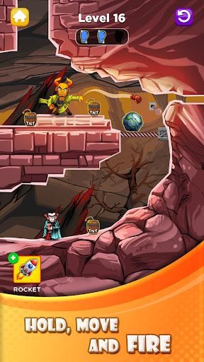 Punch Monster - Punch Rocket  screenshots 1