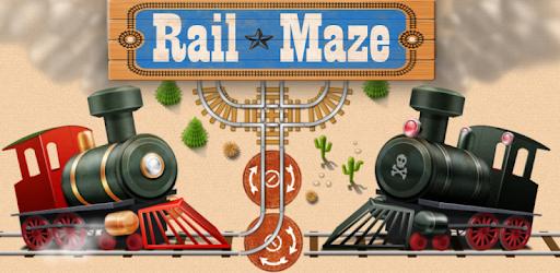 Screenshot of Rail Maze - Android Wear