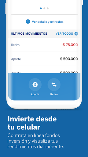 BBVA Colombia android2mod screenshots 4