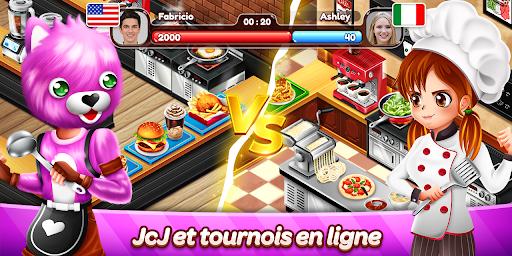 Télécharger Gratuit Cafe Panic : Jeux de cuisine APK MOD (Astuce) screenshots 2