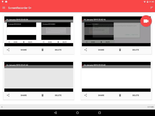 Screen Recorder - Record your screen  Screenshots 8