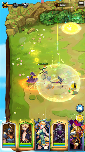 Epic Heroes Adventure : Action & Idle Dungeon RPG android2mod screenshots 6