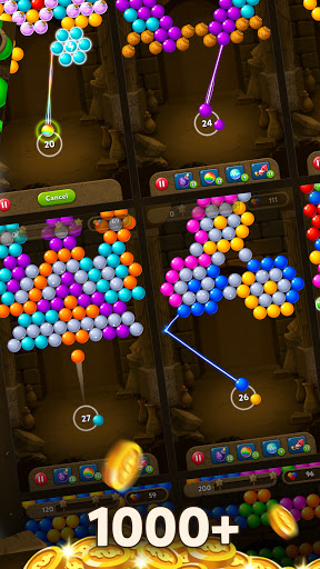 Bubble Pop Origin! Puzzle Game screenshots 3