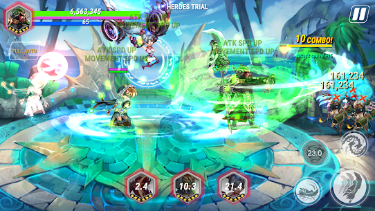 Heroes Infinity Premium MOD APK 1.35.03 (Unlimited Money) 5