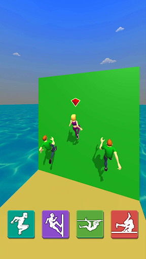 Parkour Race: Epic Run 3D 0.0.3 screenshots 9