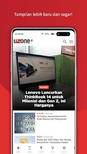 Uzone.id – Informasi Teknologi Terkini 2.0.4 Mod + Apk (New Version) 2