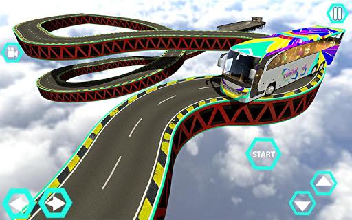 impossible bus simulator tracks driving screenshot 1