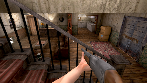 Code Triche Mr. Meat: Horror Escape Room,Puzzle & jeu d'action (Astuce) APK MOD screenshots 2
