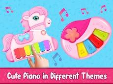 Pink Princess Musical Band - Music Games for Girlsのおすすめ画像4