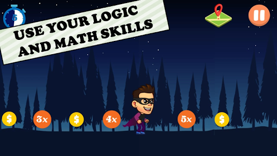 Gogo The Robber : Math Puzzle Game 3.9 Mod Android Updated 3