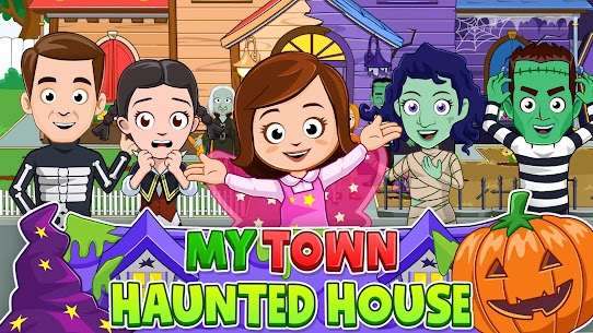 My Town : Haunted House Free (MOD, Unlimited Money) 1