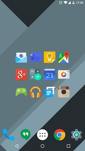 Iride UI - Icon Pack  screenshots 1