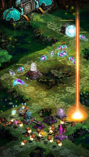 Télécharger Ancient Planet Tower Defense Offline APK MOD (Astuce) screenshots 4