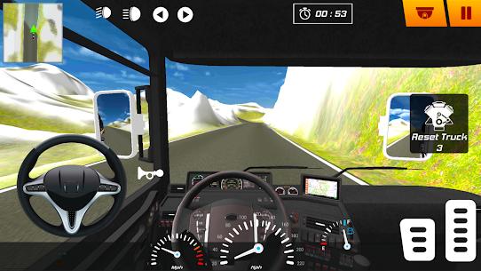Truck Sims : Monster Truck Transport Sim 3