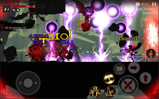 Shadow of Death: Dark Knight - Stickman Fighting 1.95.2.0 screenshots 23